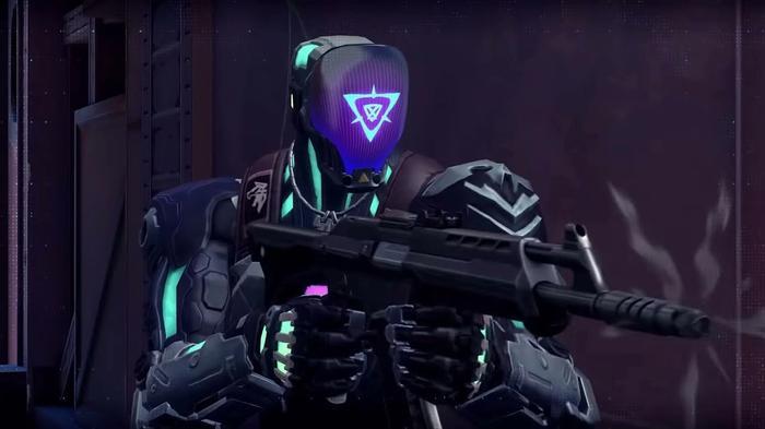 Valorant new Agent Deadeye KAY/O Episode 3 Act 1