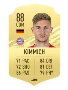 Kimmich FIFA 21