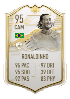 Ronaldinho Icon FUT