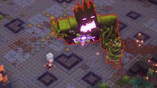 Minecraft Dungeons Jungle Awakens Boss Guide Jungle Abomination 1 1