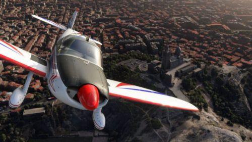 flight simulator cap 10