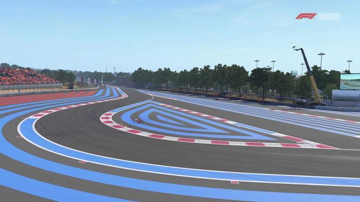 F1 2020 France turn 9 Y