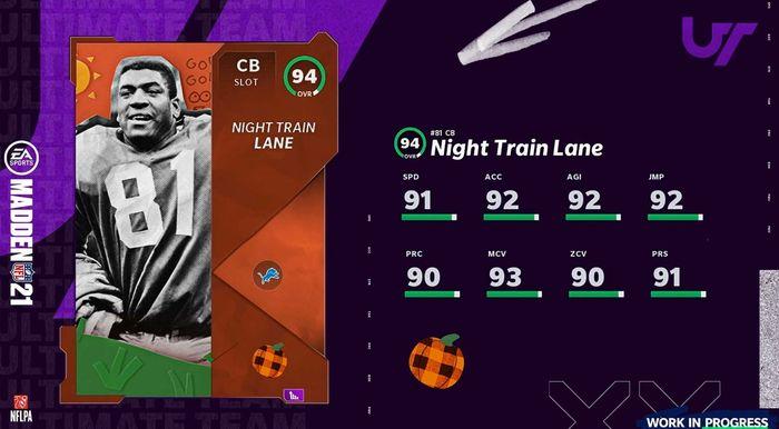 Autumn Blast Night Train Lane Master 1