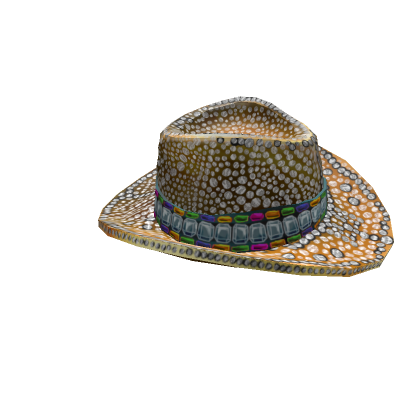 STAND OUT! You will be the envy of your friends in this hat