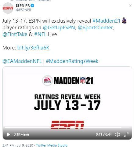 madden 21 ratings news 1