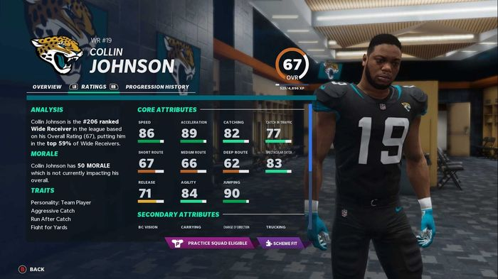 Madden 21 Johnson 1