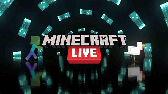 minecraft live title card 1