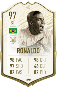 Ronaldo prime icon moments