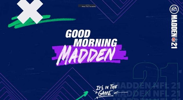 madden 21 gmm title card 1