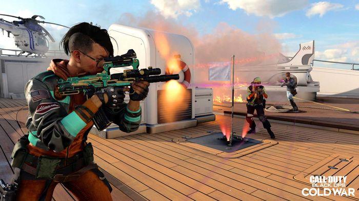 Black Ops Cold War Warzone Call of Duty Season 4 Operators Hijacked