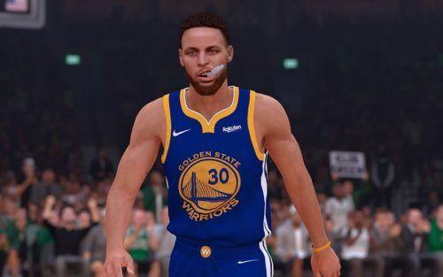 Stephen Curry NBA 2K21