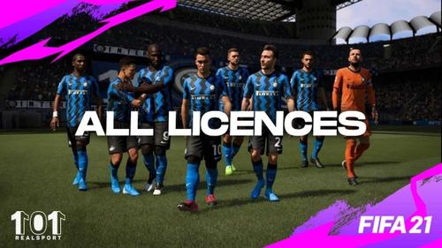Fifa 21 Licences All Clubs Leagues And Stadiums Revealed