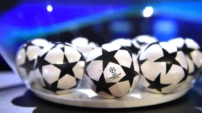 Champions league draw ucl 2021