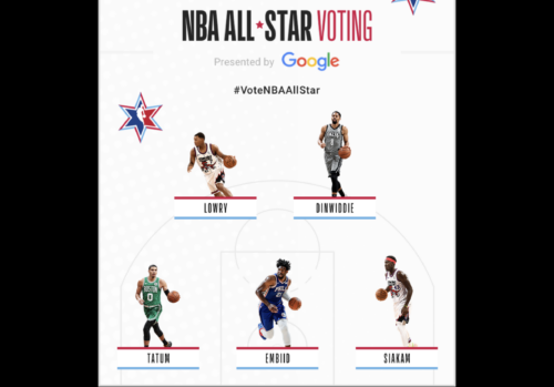 Make sure to vote on the NBA All-Star team
