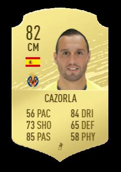 cazorla-fut-base-card