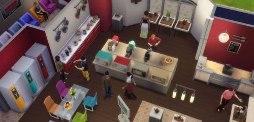 sims retail business