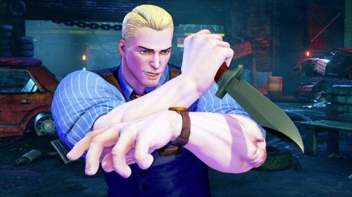 street fighter 5 ps plus