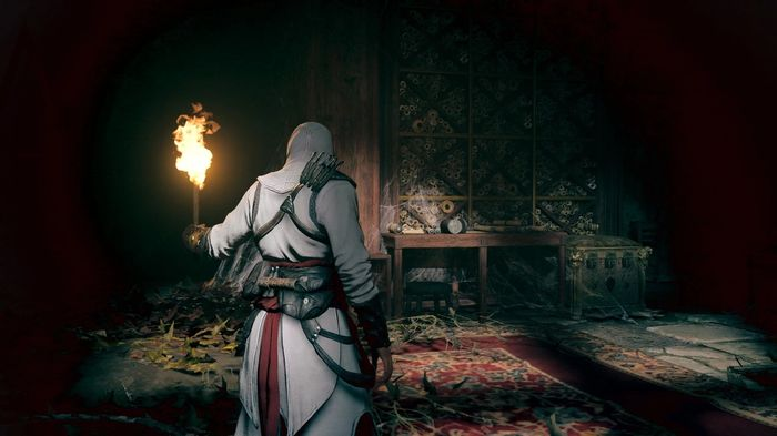 AC Valhalla Godly Reward Altair Outfit