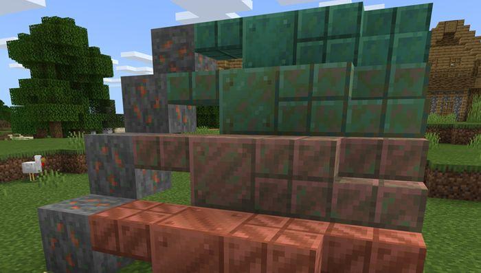 Minecraft 1.17 Update Download Copper Lighting Rod Beta