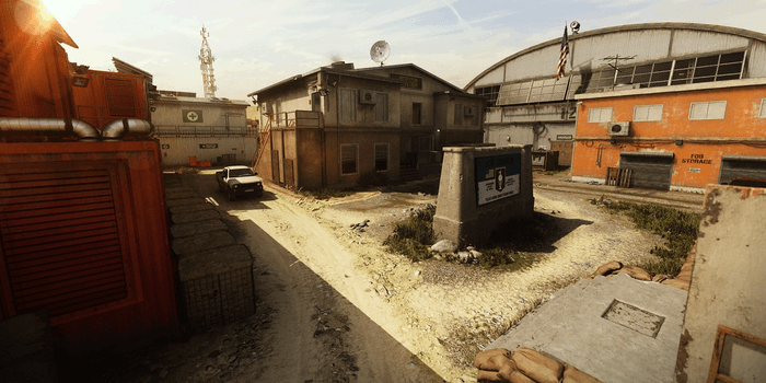 New Modern Warfare Maps Al-Raab Airbase
