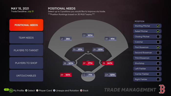 MLB The Show 21 March to October Guide Tips Tricks
