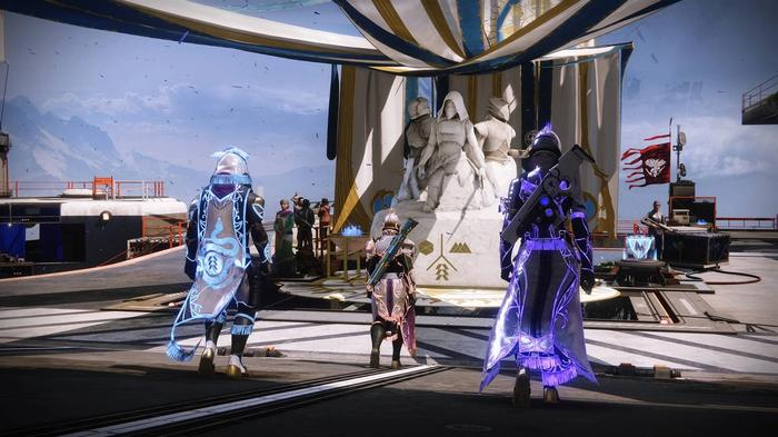 Destiny 2 Solstice of Heroes Event The Tower