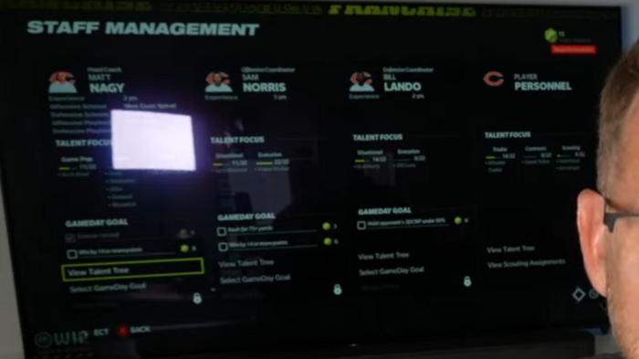 Madden 21 Franchise Mode Update Video Screenshot
