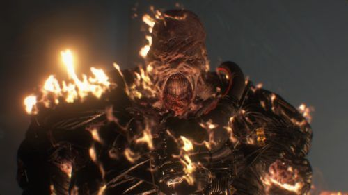 resident evil 3 remake ps4 nemesis gameplay