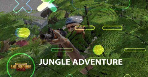 pubg jungle adventure patch 1 18 0