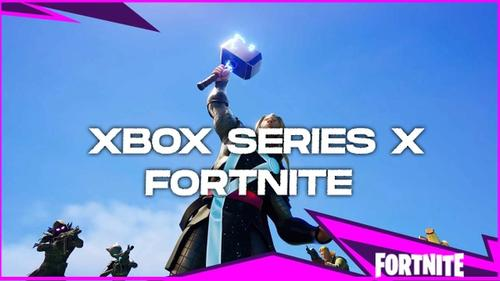 Fortnite Xbox Series X Console Pre Orders Release Date Trailer Graphics Gameplay Unreal Engine 5 More