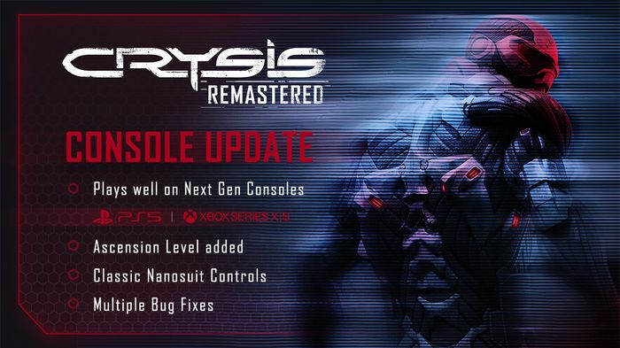 Crysis Remastered New Update Details