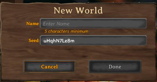 Valheim Create A Server