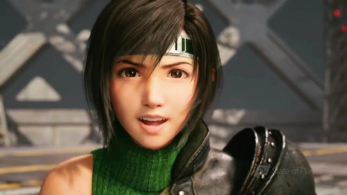 Final Fantasy 7 Remake PS5 Yuffie DLC