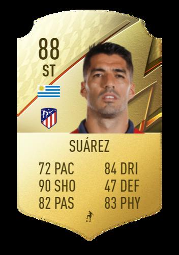 FIFA 22 Luis Suarez