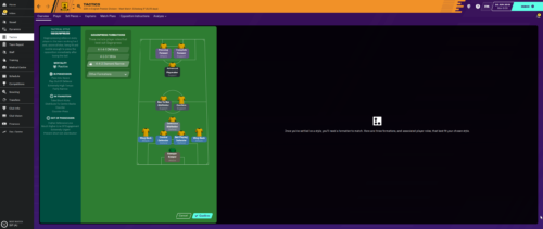 There are plenty of formations to choose from in FM20 for Wolves.