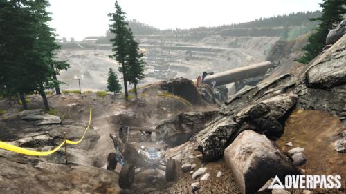 Overpass gameplay screenshot