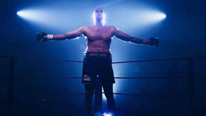 Tyson Fury makes his presence known in Esports Boxing Club
