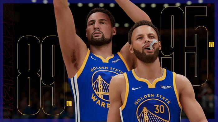 NBA 2K21 next gen ratings Stephen Curry 1 1