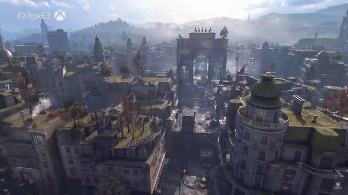Dying Light 2 Release Location Map Rooftops