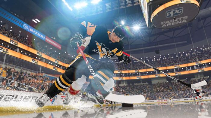 An image of the Pittsburgh Pirates in NHL 22
