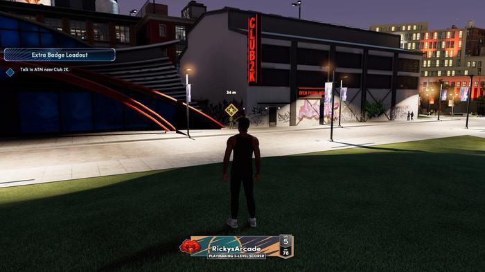 The City in NBA 2K22
