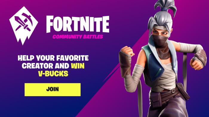 Fortnite | Community Battles