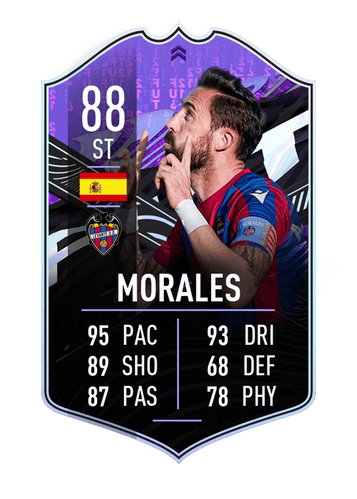 jose morales fifa 21 ultimate team what if