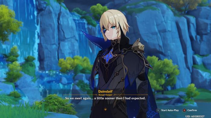 Genshin Impact: Dainsleif screenshot