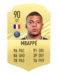 FIFA 21 Kylian Mbappe 379x500 1