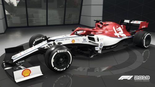 F1 2020 Alfa Romeo C39