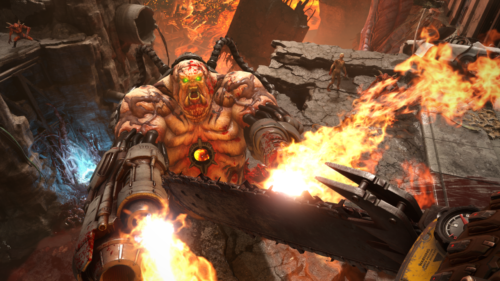 GAME OF THE YEAR? Will Doom Eternal take this year's crown