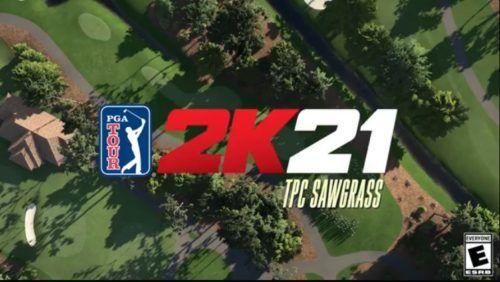 PGA Tour 2K21 Sawgrass