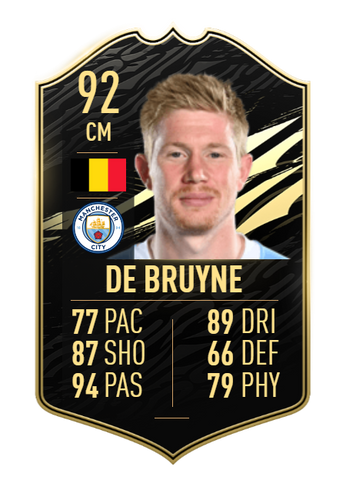 MIDFIELD MAGIC! This card could be a midfield force