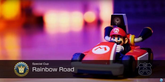 mario kart live home circuit critbox rainbow road
